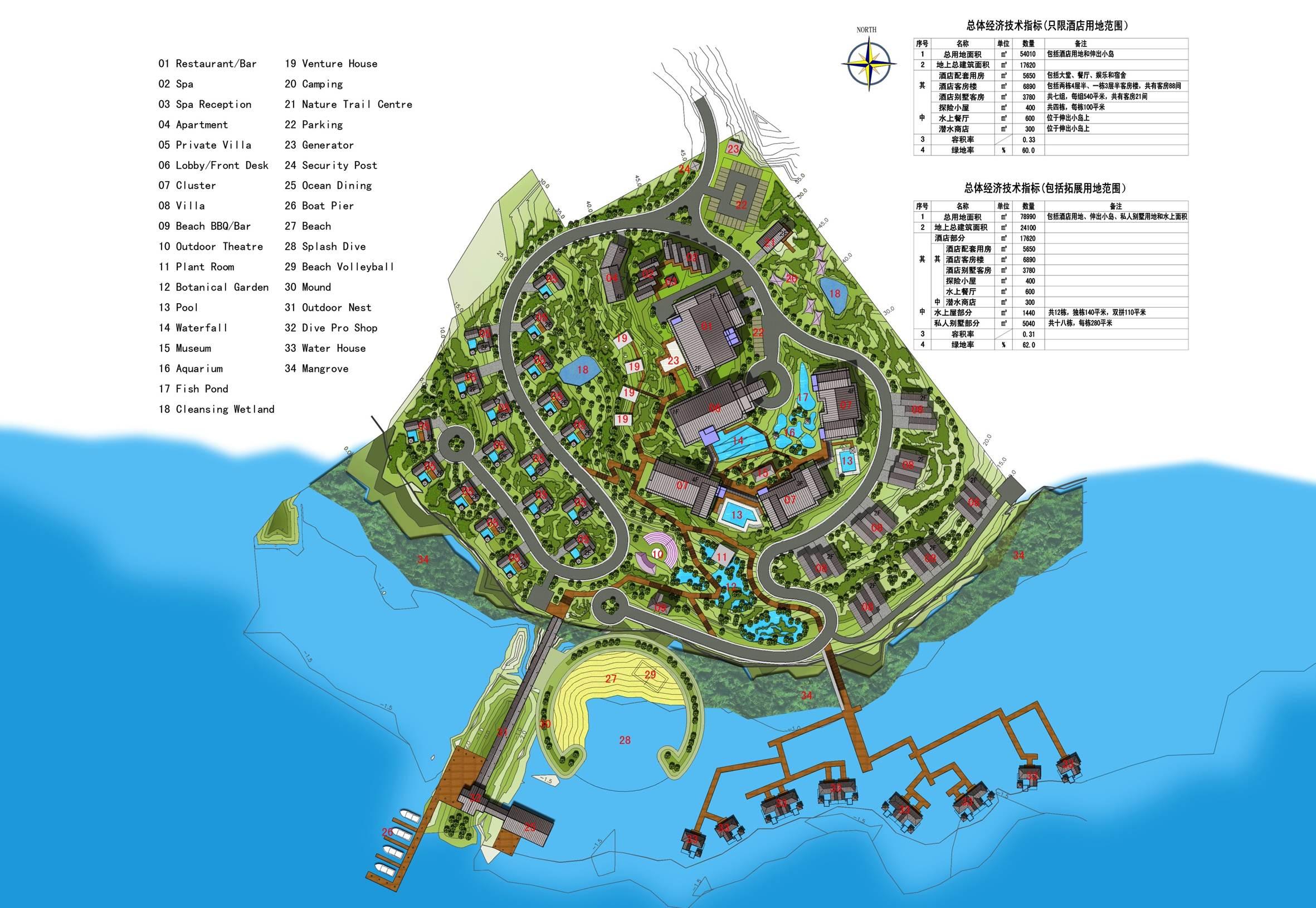 文化和旅游规划设计
